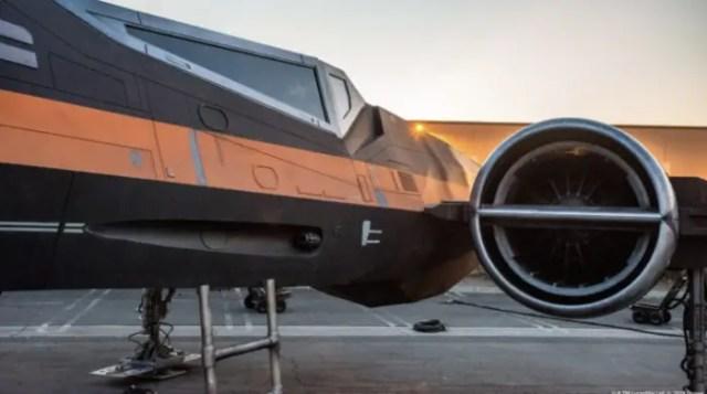 X-wing Starfighter Under Development for Star Wars: Galaxy's Edge 1