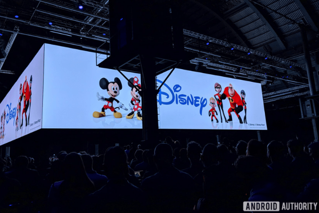Disney Partners With Samsung 1