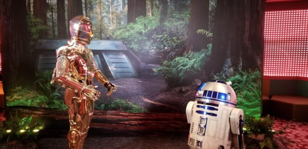 Star Wars Character Meets during Star Wars Day at Sea – Disney Cruise Line 1