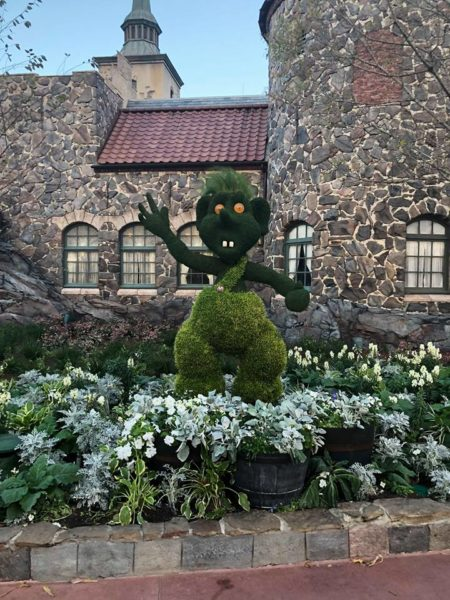 Topiaries Are Making Their Way Out for Epcot Flower and Garden Festival 3