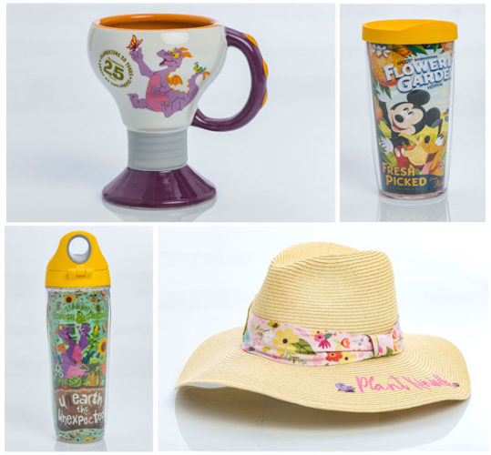 Check out the new Epcot Flower and Garden Merchandise for 2018 1