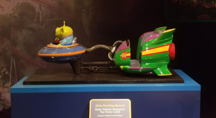 Everything We Know So Far About Alien Swirling Saucers In Toy Story Land 2