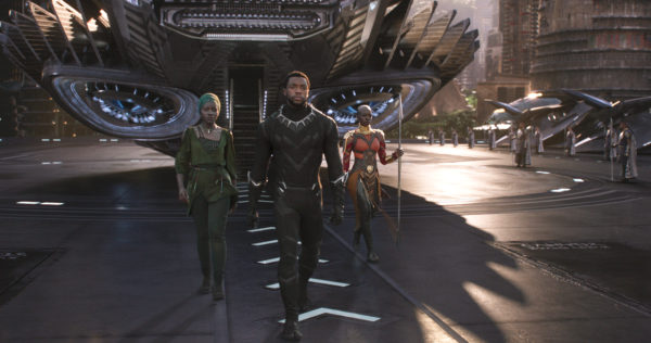 Movie Review: Marvel's the BLACK PANTHER 1