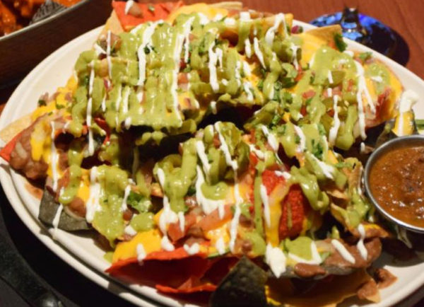 ESPN Zone Nachos To Die For! 1