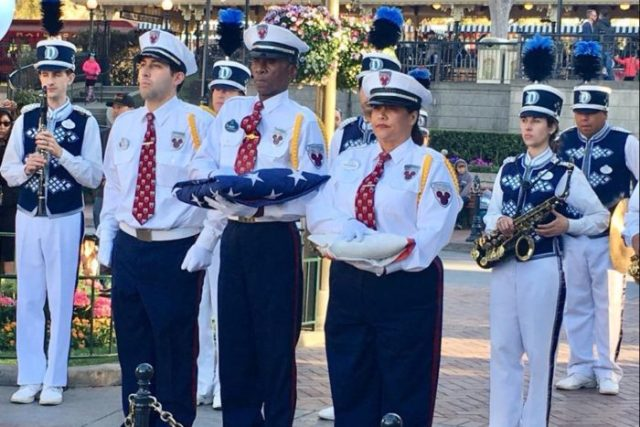 Guests Not Happy About Changes Made To the Flag Retreat Ceremony at Disneyland 1