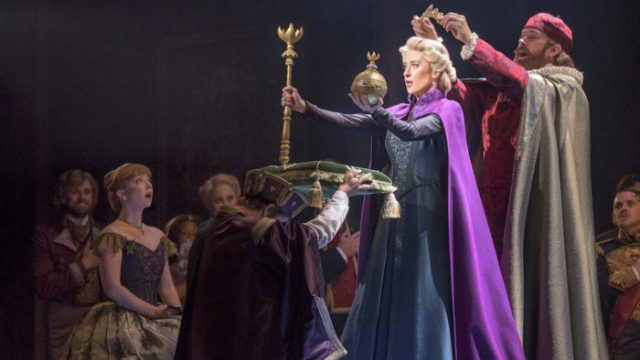 Frozen The Broadway Musical to Offer Online Lottery for $30 Seats 1