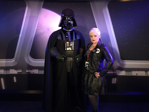 Star Wars Character Meets during Star Wars Day at Sea – Disney Cruise Line 5