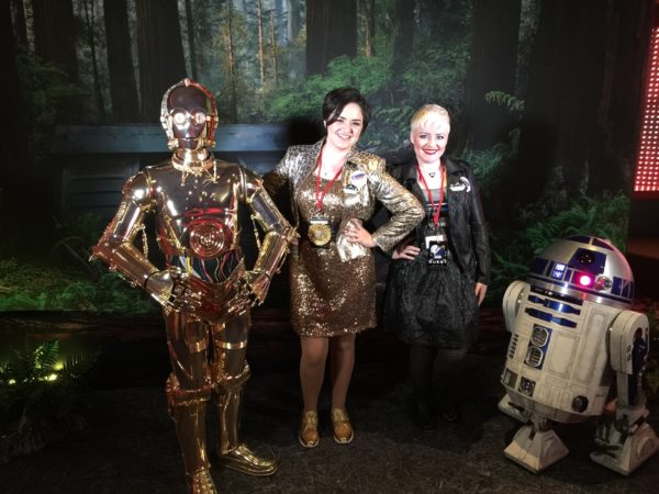 Star Wars Character Meets during Star Wars Day at Sea – Disney Cruise Line 6