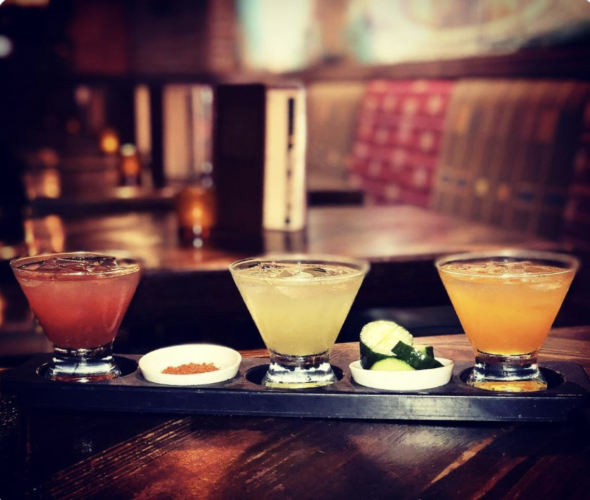La Cava del Tequila's Special Margarita Flights For One Day Only 1