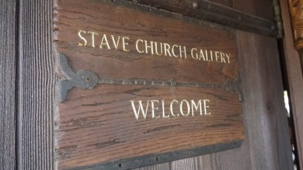 New Exhibit Coming To the Stave Church Gallery In the Norway Pavilion 1