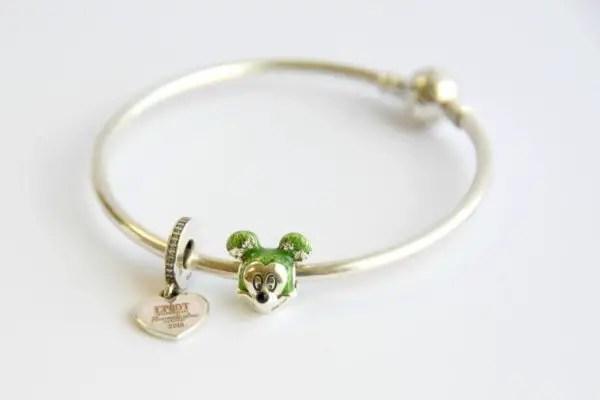 Pandora Floral Charm Set
