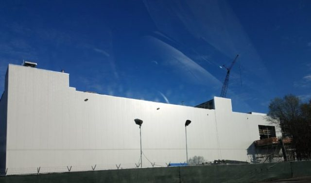 PHOTO: Star Wars: Galaxy's Edge Construction Progress At Hollywood Studios 2