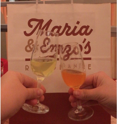 Gluten Free Options at Maria and Enzo's in Disney Springs - Allergy-Friendly Dining! 4