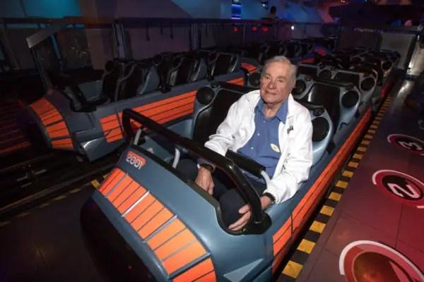 last ride on space mountain bill watkins
