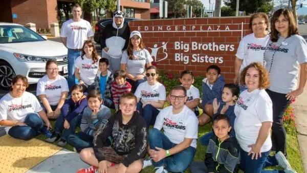 Disney Family volunteering Reward Program