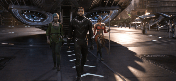 Black Panther Has Record Setting Sales in Opening Week 1