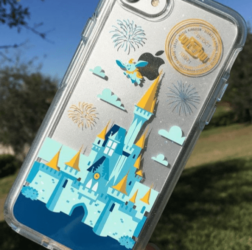 Magic Kingdom OtterBox Case