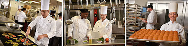 Disney World Culinary Job Fair