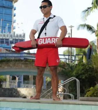 Lifeguard Job at Walt Disney World Resort 1
