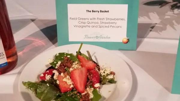 Media Event: The Foods of Disney's Flower & Garden Festival 3