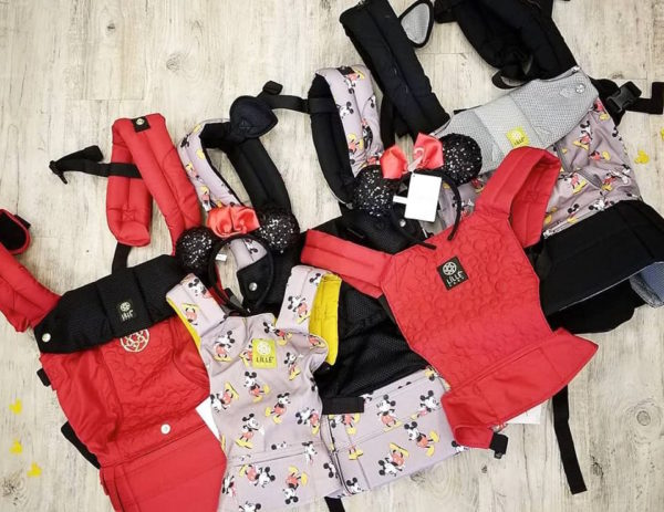 LILLEbaby Mickey Mouse