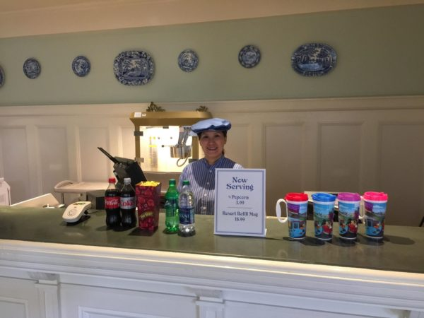 BoardWalk Inn's New Snack Bar