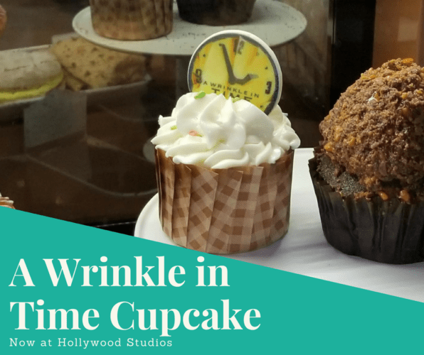 A Wrinkle in Time Cupcake Now at Hollywood Studios 1