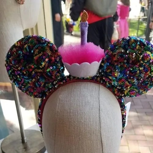 Celebrate Your Special Day with new Happy Birthday Disney Ears 2