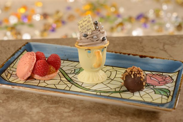 Be Our Guest Dessert
