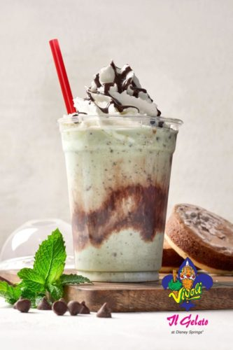 The Leprechaun's Wish: A New St. Patrick's Day Milkshake at Vivoli il Gelato 1