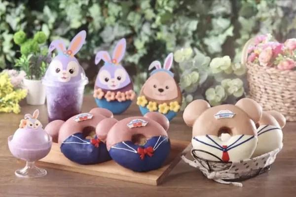 New Spring Inspired Foods at Hong Kong Disneyland 1