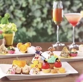 New Spring Inspired Foods at Hong Kong Disneyland 3