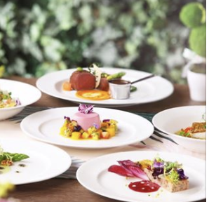 New Spring Inspired Foods at Hong Kong Disneyland 4