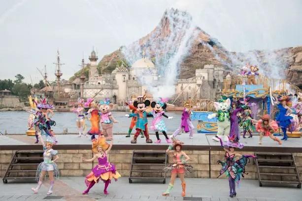 Tokyo Disney Easter Offerings Mark the Start of 35th Anniversary Celebrations 1