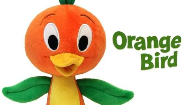 Orange Bird Merchandise