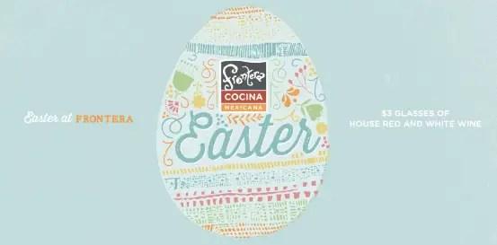 Frontera Cocina Celebrates Easter