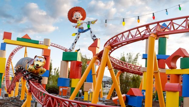See Toy Story Land Come to Life With a Look Back at Images Released by Disney 5