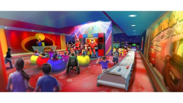 Reservations Now Open For New Pixar-Themed Childcare At Disney's Contemporary Resort 1