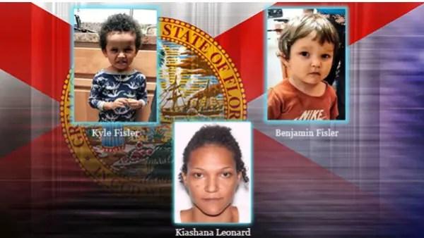 Palm Beach County Missing Children Found Safe in Disney World 1