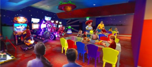 Reservations Now Open For New Pixar-Themed Childcare At Disney's Contemporary Resort 2