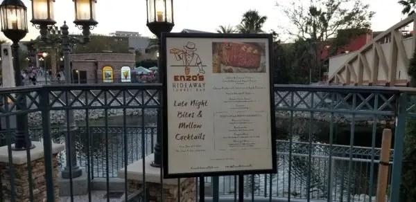 Enzo's Hideaway in Disney Springs is a true hidden gem 1