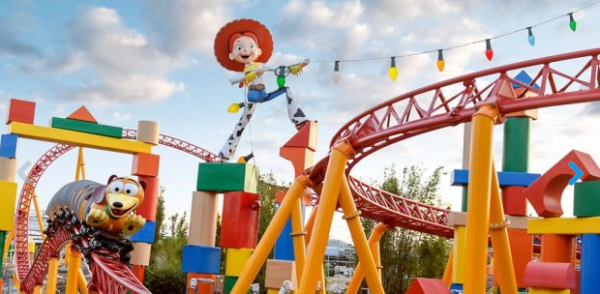 Wheezy the Penguin Has Arrived at Toy Story Land in Hollywood Studios 3