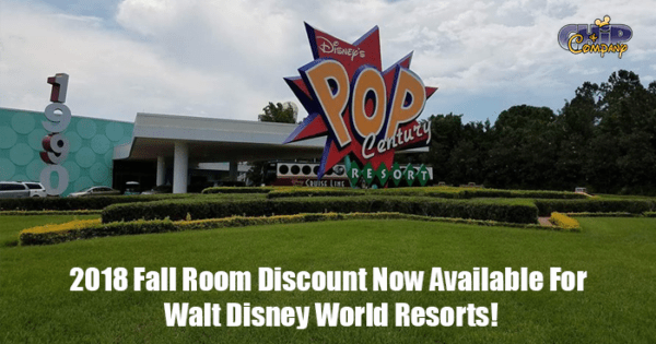 Save Up to 25% on Select Rooms at Walt Disney World This Summer and Fall! 1