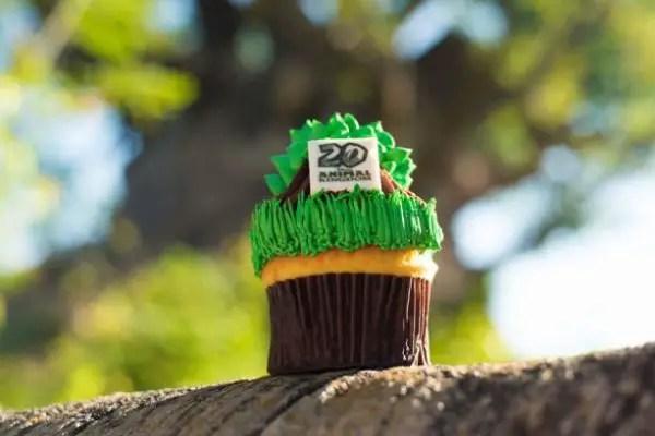 Tree of Life Cupcake
