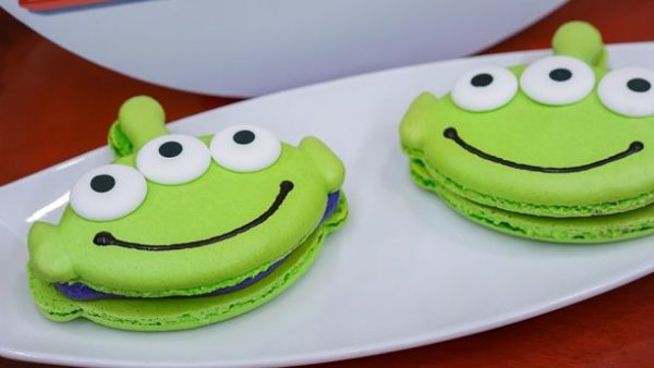 Pixar Fest food