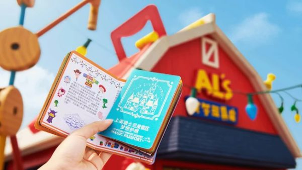 Colorful and Exciting New Toy Story Merchandise from Shanghai Disneyland 1