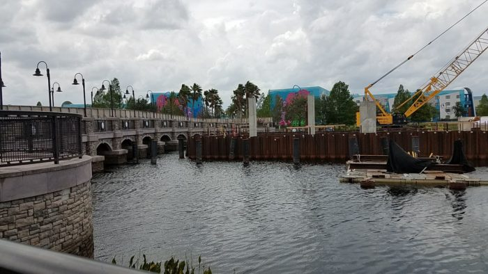 PHOTOS: Skyliner Concept Art and Construction Update For Art of Animation and Pop Century Resorts 4