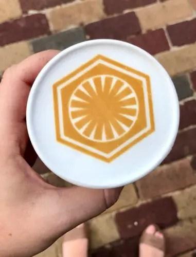 First Order Latte Art