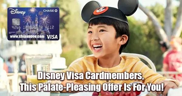 Disney Visa Cardmember
