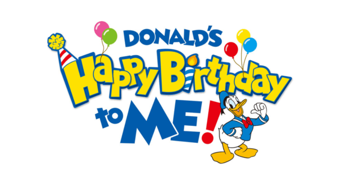 Celebrate Donald Duck's 84th Birthday with 'Donald's Happy ...